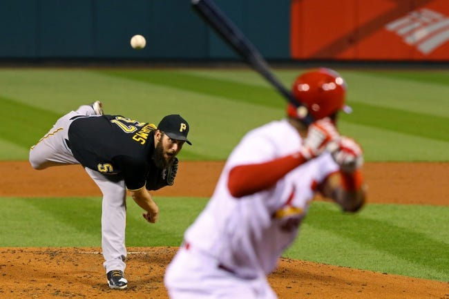 St. Louis Cardinals vs. Pittsburgh Pirates - 9/9/17 MLB Pick, Odds, and Prediction