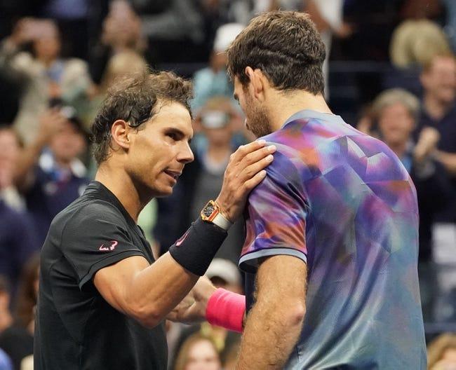 Rafael Nadal vs. Juan Martin Del Potro 2018 French Open Tennis Pick, Preview, Odds, Prediction