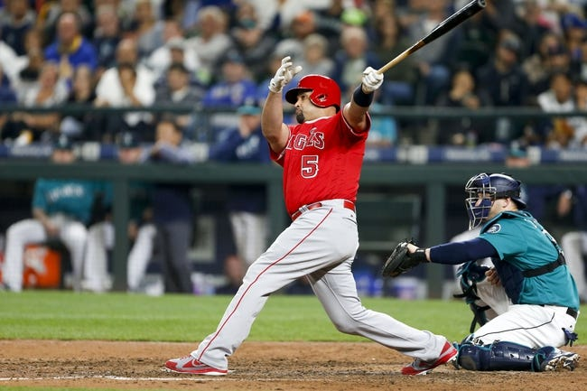 Seattle Mariners vs. Los Angeles Angels - 9/9/17 MLB Pick, Odds, and Prediction