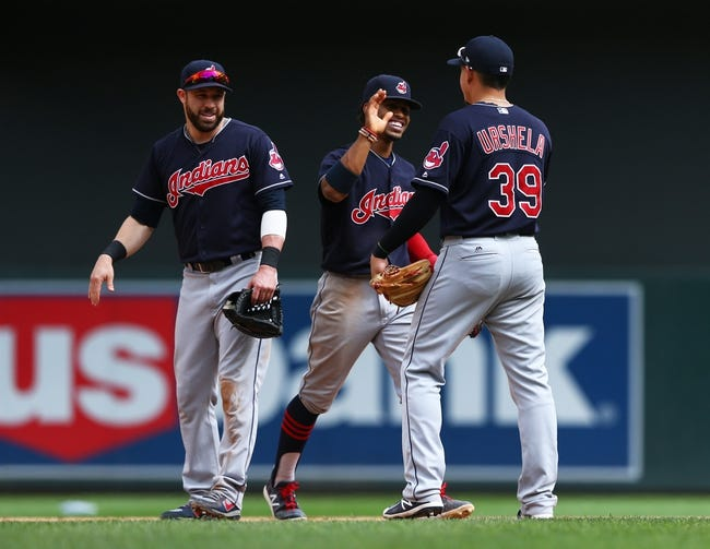 Cleveland Indians vs. Minnesota Twins - 9/26/17 MLB Pick, Odds, and Prediction