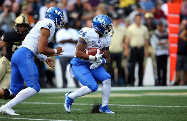 Buffalo vs. Eastern Michigan - 9/15/18 College Football Pick, Odds, and Prediction