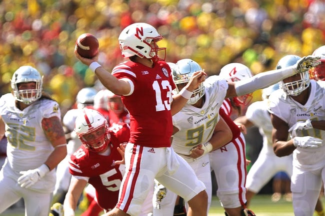 Nebraska vs. NIU - 9/16/17 College Football Pick, Odds, and Prediction