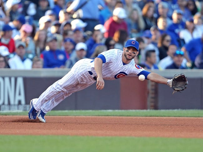 Chicago Cubs vs. Milwaukee Brewers - 9/10/17 MLB Pick, Odds, and Prediction