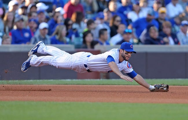 Chicago Cubs vs. New York Mets - 9/12/17 MLB Pick, Odds, and Prediction