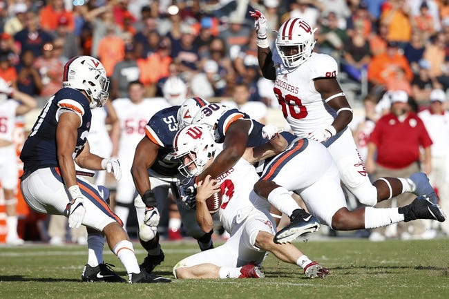 Indiana vs. Virginia - 9/8/18 College Football Pick, Odds, and Prediction
