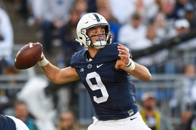 Penn State vs. Georgia State - 9/16/17 College Football Pick, Odds, and Prediction