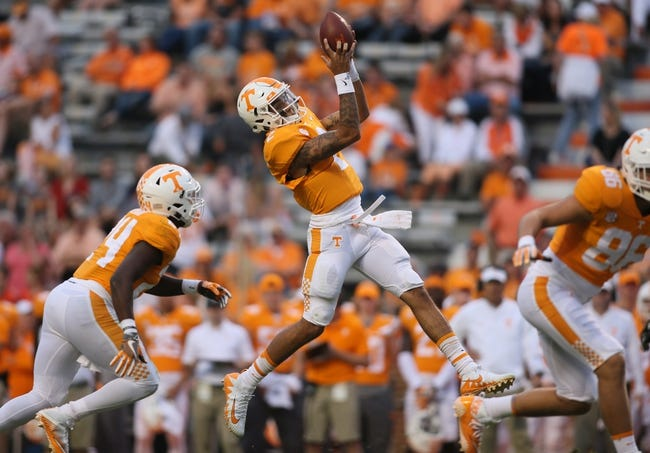 Florida vs. Tennessee - 9/16/17 College Football Pick, Odds, and Prediction