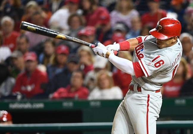 Washington Nationals vs. Philadelphia Phillies - 9/10/17 MLB Pick, Odds, and Prediction