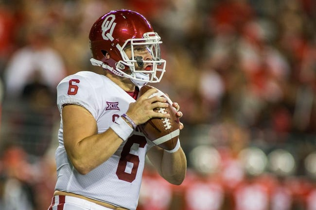 Oklahoma vs. Tulane - 9/16/17 College Football Pick, Odds, and Prediction
