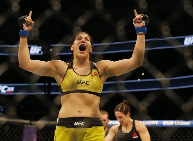 Cat Zingano vs. Ketlen Vieira UFC 222 Pick, Preview, Odds, Prediction - 3/3/18