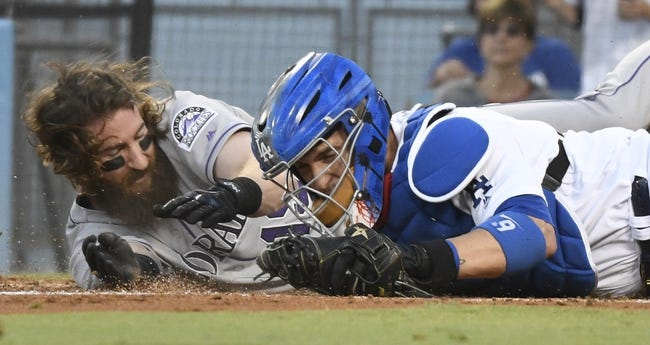 Los Angeles Dodgers vs. Colorado Rockies - 9/10/17 MLB Pick, Odds, and Prediction