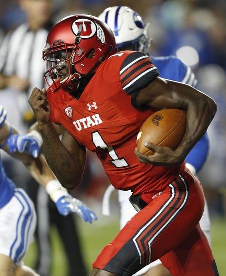 Utah vs. San Jose State - 9/16/17 College Football Pick, Odds, and Prediction