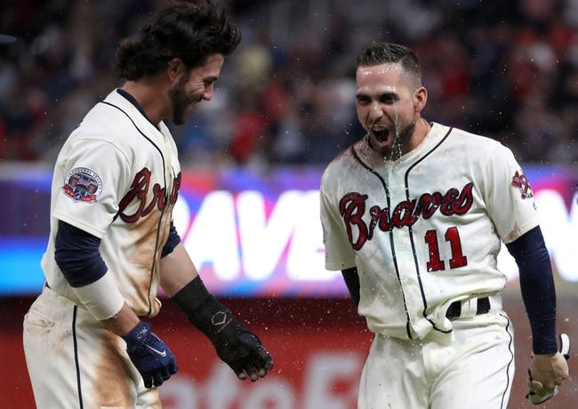 Atlanta Braves vs. Miami Marlins - 9/10/17 MLB Pick, Odds, and Prediction