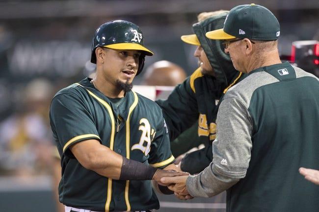 Oakland Athletics vs. Houston Astros - 9/10/17 MLB Pick, Odds, and Prediction
