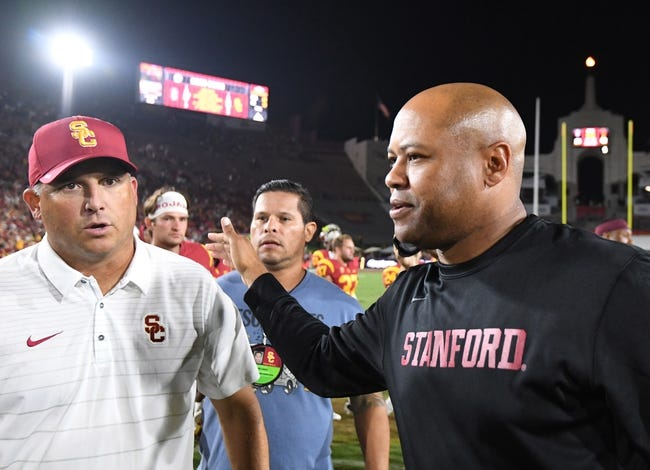 Stanford vs. USC - 12/1/17 College Football Pac-12 Championship Pick, Odds, and Prediction
