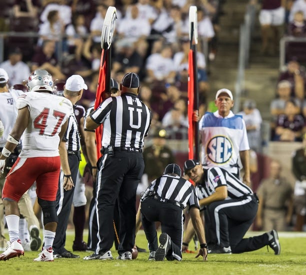 Texas A&M vs. Louisiana-Lafayette - 9/16/17 College Football Pick, Odds, and Prediction