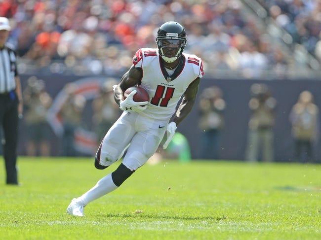 Buffalo Bills at Atlanta Falcons - 10/1/17 NFL Pick, Odds, and Prediction