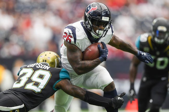 Jacksonville Jaguars vs. Houston Texans - 12/17/17 NFL Pick, Odds, and Prediction