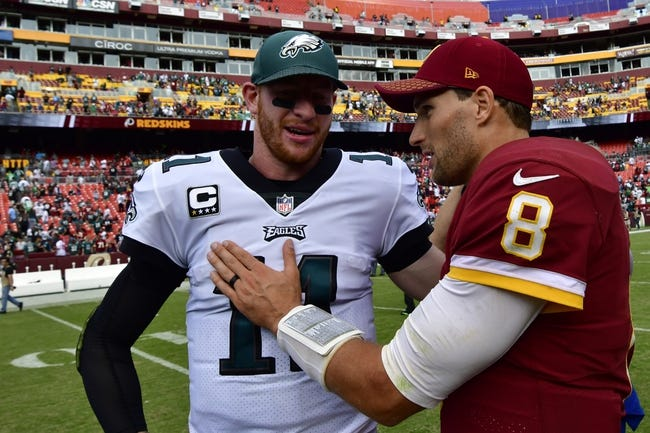 NFL | Washington Redskins (3-2) at Philadelphia Eagles (5-1)