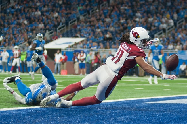 Arizona Cardinals at Indianapolis Colts - 9/17/17 NFL Pick, Odds, and Prediction