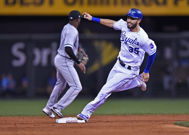 Kansas City Royals vs. Chicago White Sox - 9/12/17 MLB Pick, Odds, and Prediction