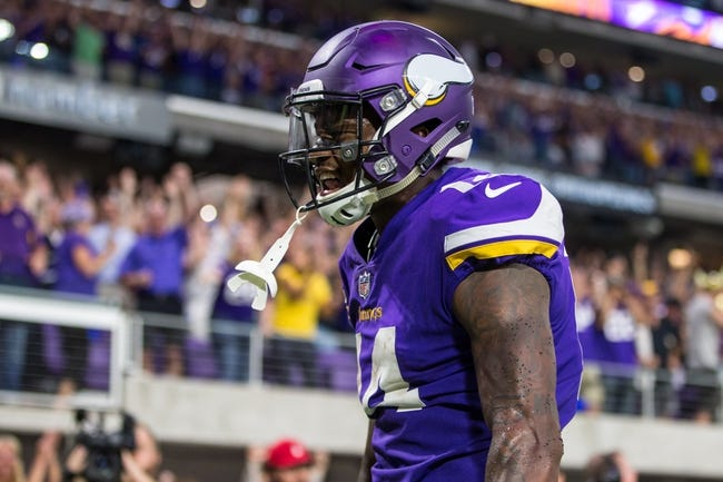 Minnesota Vikings at Pittsburgh Steelers- 9/17/17 NFL Pick, Odds, and Prediction