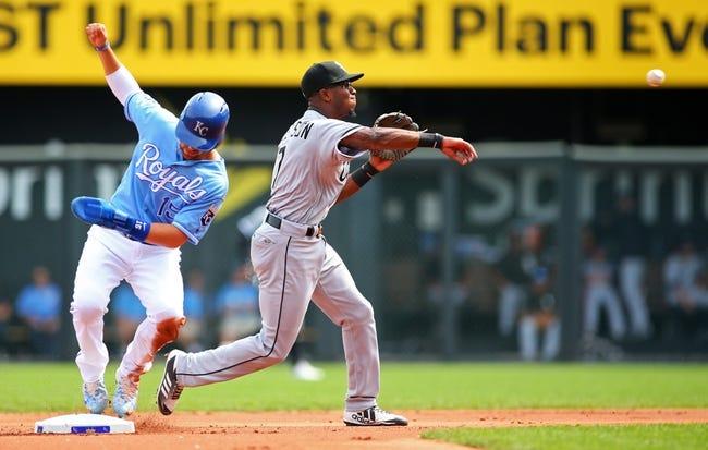Kansas City Royals vs. Chicago White Sox - 9/13/17 MLB Pick, Odds, and Prediction