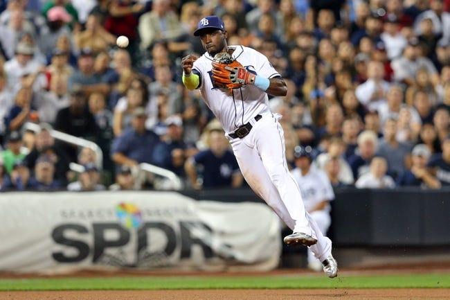 Tampa Bay Rays vs. New York Yankees - 9/13/17 MLB Pick, Odds, and Prediction