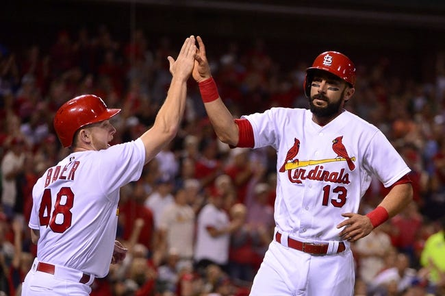 St. Louis Cardinals vs. Cincinnati Reds - 9/13/17 MLB Pick, Odds, and Prediction