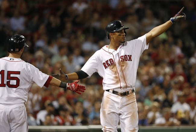 Boston Red Sox vs. Oakland Athletics - 9/13/17 MLB Pick, Odds, and Prediction
