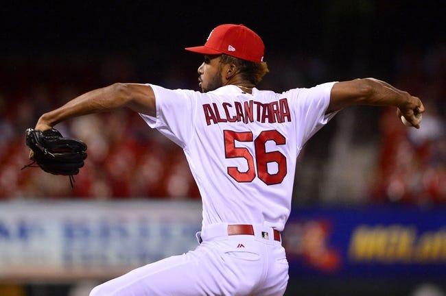 St. Louis Cardinals vs. Cincinnati Reds - 9/14/17 MLB Pick, Odds, and Prediction
