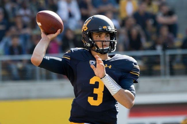 Mississippi at Cal - 9/16/17 College Football Pick, Odds, and Prediction