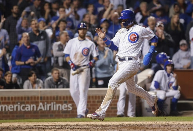 Chicago Cubs vs. New York Mets - 9/14/17 MLB Pick, Odds, and Prediction