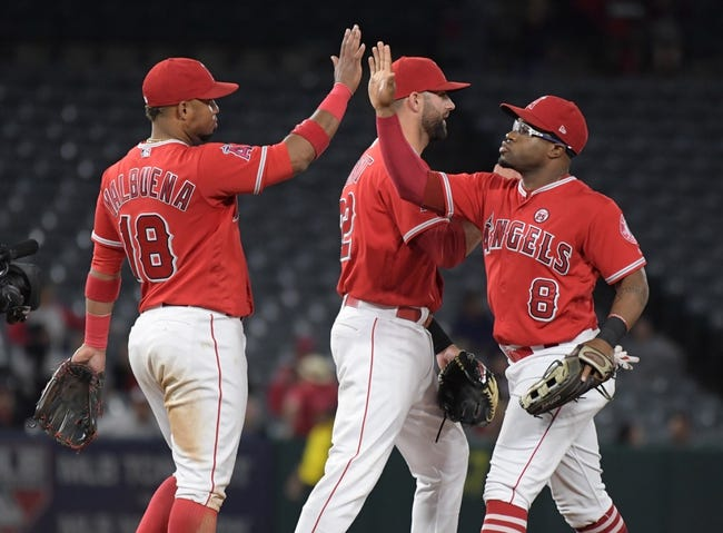 Los Angeles Angels vs. Houston Astros - 9/14/17 MLB Pick, Odds, and Prediction