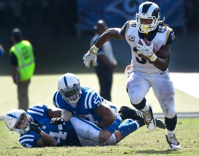 Washington Redskins at Los Angeles Rams - 9/17/17 NFL Pick, Odds, and Prediction