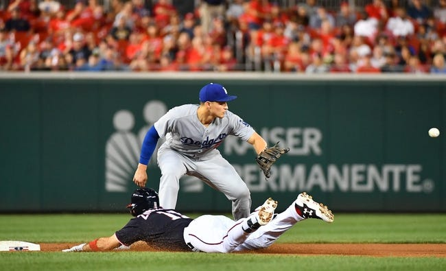 Washington Nationals vs. Los Angeles Dodgers - 9/16/17 MLB Pick, Odds, and Prediction