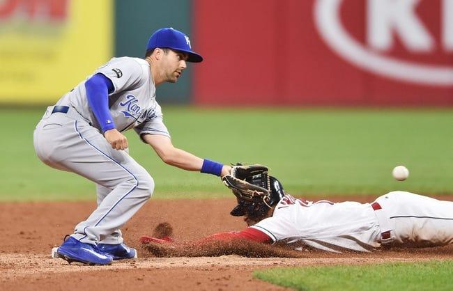 Cleveland Indians vs. Kansas City Royals - 9/16/17 MLB Pick, Odds, and Prediction