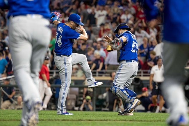 Minnesota Twins vs. Toronto Blue Jays - 9/16/17 MLB Pick, Odds, and Prediction