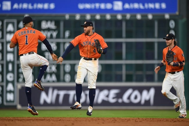 Houston Astros vs. Seattle Mariners - 9/16/17 MLB Pick, Odds, and Prediction