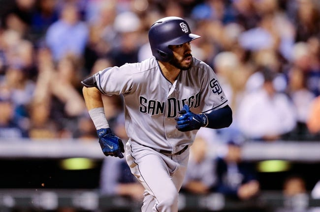 Colorado Rockies vs. San Diego Padres - 9/17/17 MLB Pick, Odds, and Prediction