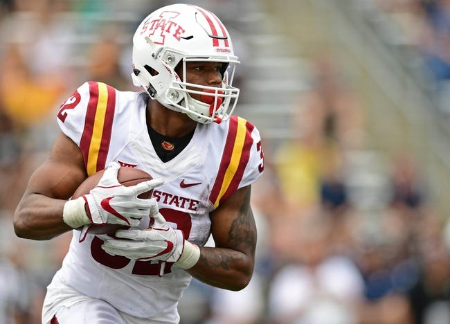 Iowa State vs. Texas - 9/28/17 College Football Pick, Odds, and Prediction