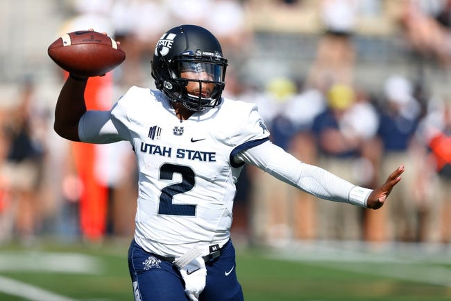 BYU at Utah State - 9/29/17 College Football Pick, Odds, and Prediction