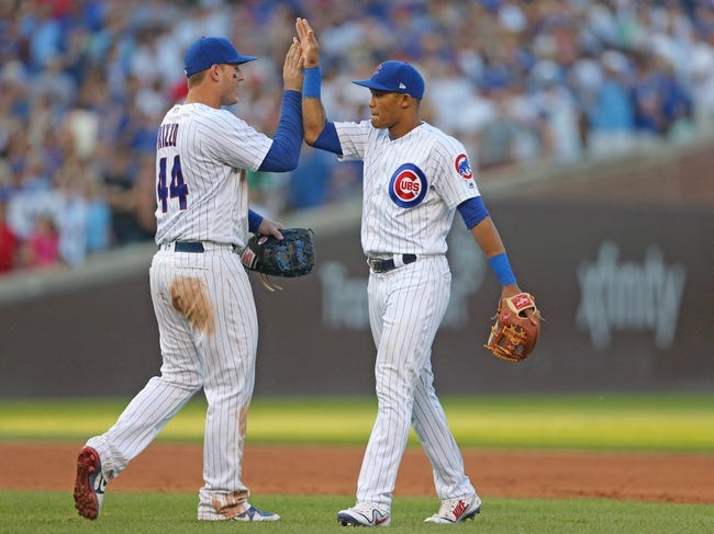 Chicago Cubs vs. St. Louis Cardinals - 9/17/17 MLB Pick, Odds, and Prediction