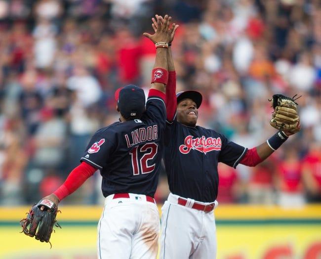 Cleveland Indians vs. Kansas City Royals - 9/17/17 MLB Pick, Odds, and Prediction