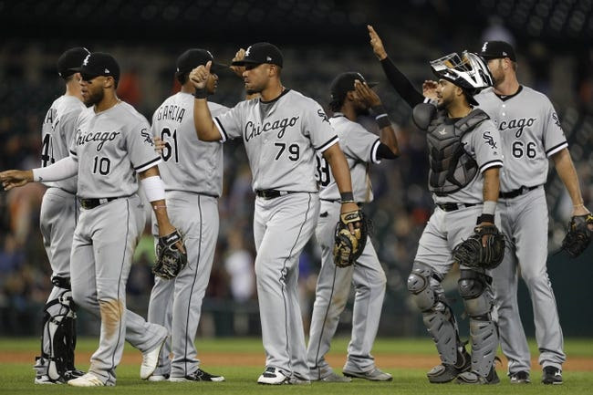 Detroit Tigers vs. Chicago White Sox - 9/17/17 MLB Pick, Odds, and Prediction