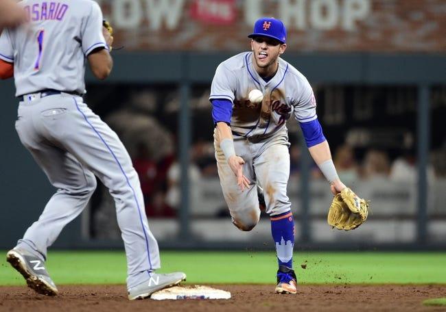 Atlanta Braves vs. New York Mets - 9/17/17 MLB Pick, Odds, and Prediction