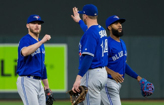 Minnesota Twins vs. Toronto Blue Jays - 9/17/17 MLB Pick, Odds, and Prediction