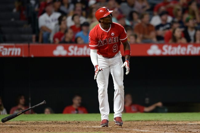 Los Angeles Angels vs. Texas Rangers - 9/17/17 MLB Pick, Odds, and Prediction
