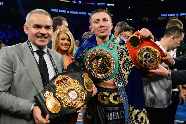 Gennady Golovkin vs. Canelo Alvarez Boxing Preview, Pick, Odds, Prediction - 9/15/18