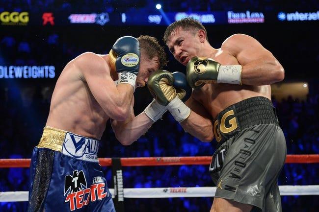 Canelo Alvarez vs. Gennady Golovkin Boxing Preview, Pick, Odds, Prediction - 5/5/18
